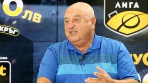 Венци Стефанов: Никола Попов е услужлив към дадени кръгове, един човек е за озаптяване
