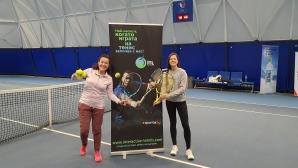 Интерактив тенис организира осмомартенски женски турнир