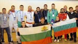 Националите по борба започват лагер в Унгария преди олимпийската квалификация