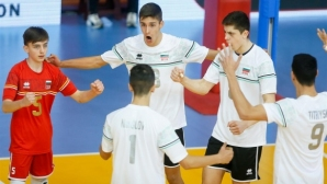 България U17 измъкна първа победа на Балканиадата след драма! Син на бивша националка заби 39 точки срещу България (видео + снимки)