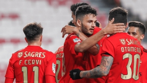 Бенфика срещу Брага на финала за Купата на Португалия (видео)