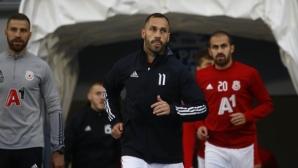 ЦСКА-София предлага нов договор на капитана си