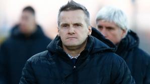 Шеф в Ботев: Работата на Валентич скоро ще даде резултати