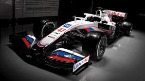 От WADA ще разследва руската разцветка на Хаас във Формула 1