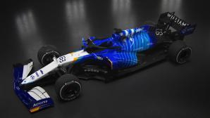 Уилямс представи новия си болид във Формула 1