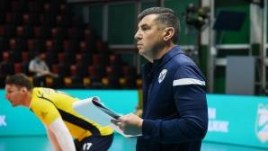Драган Иванов: Играчите на Хебър са достатъчно рутинирани
