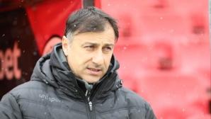 Арангелов: Опитът на Локомотив надделя