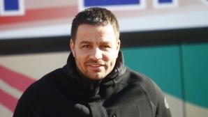 Видински: Нещата не са се променили в клуба, благодаря на Цветомир Найденов за коректното отношение