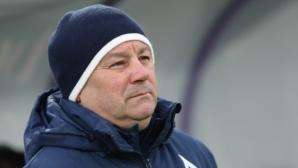 Стоянович: Няма място за еуфория, искам пълна концентрация за мача с Ботев (Пд)