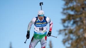 Владимир Илиев 25-и в спринта в Нове Место, победа за Симон Дестьо (видео + снимки)