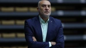 Любомир Минчев: Не знам какво да очаквам от отбора (видео)