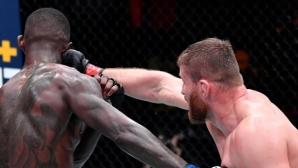 Ян Блахович защити титлата си срещу Израел Адесаня (видео + снимки)