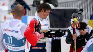 Норвегия ще обжалва дисквалификацията на Клаебо