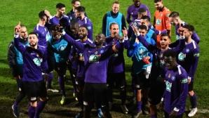 Марсилия изхвърча от турнира за Купата на Франция