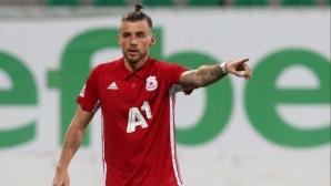 ЦСКА-София набеляза двама за раздяла