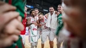 Ясна е датата за жребия на ЕвроБаскет 2022, България е в последната урна