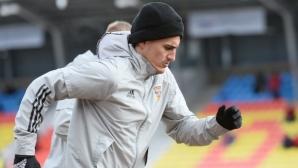 Арсенал (Тула) и Георги Костадинов с тежко поражение от Локомотив (Москва)