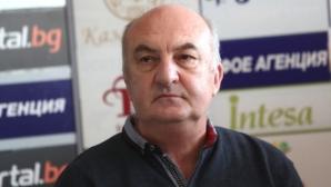 Баялцалиев: Не знам защо много хора от клубовете тръгнаха с декларации против СК