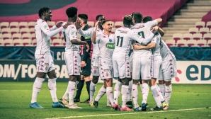 Монако зае последното свободно място на 1/8-финала за Купата на Франция (видео)