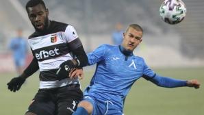 Италианци харесали играч на Локо (Пловдив)
