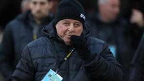 Тарханов взе сина си в Славия