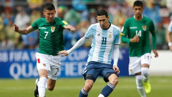 Боливия - Аржентина 2:0
