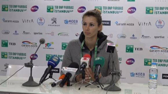 Пиронкова: Не искам да се оправдавам, гледам напред към следващия турнир