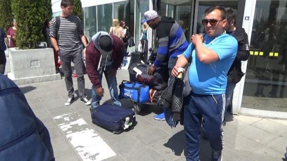 Съперникът на Кобрата си изпусна багажа в София