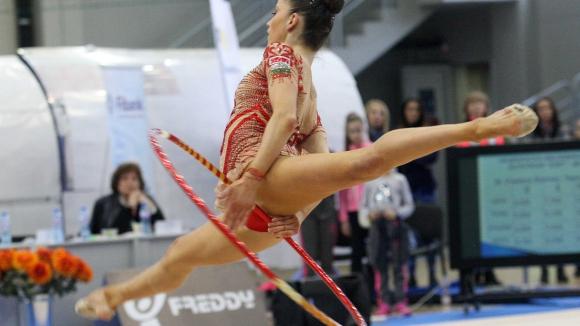 Елитът на художествената гимнастика идва в София