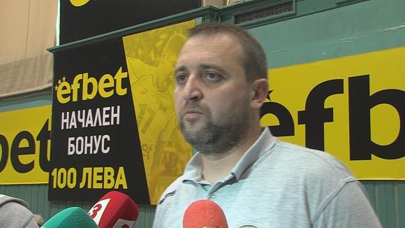 Иван Петков: Момичетата се справиха прекрасно