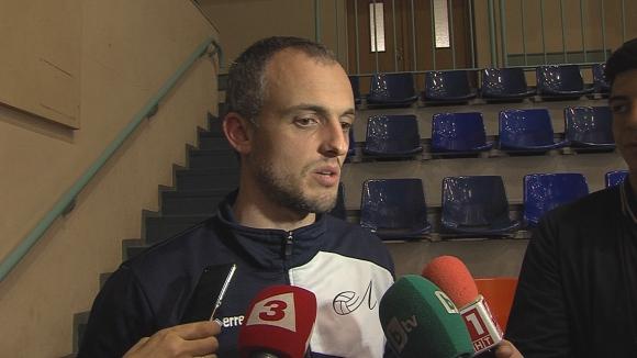 Радослав Бакърджиев: Смятам, че намерихме верния път