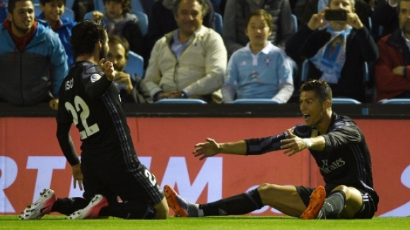 Малага - Реал Мадрид 0:2