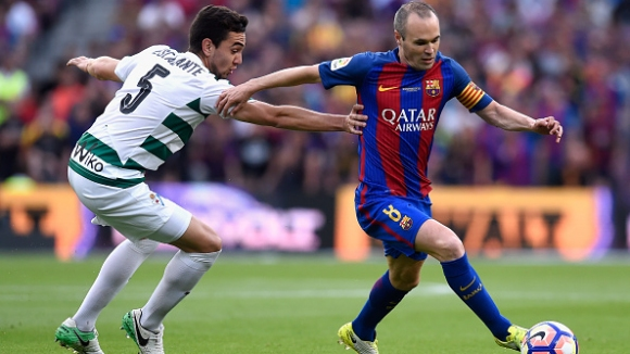 Барселона - Ейбар 4:2