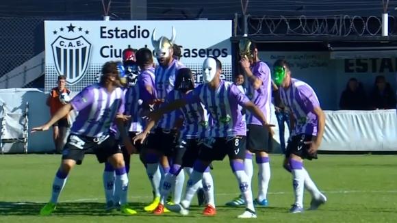 Аржентинци блеснаха като супергерои