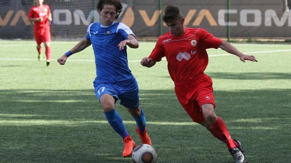 Левски (U17) - ЦСКА-София (U17) 2:0