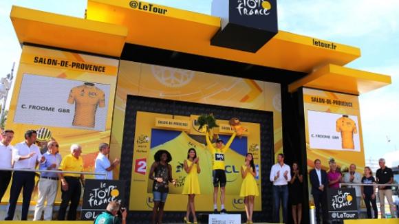 Крис Фрум все по-близо до победата в Тур дьо Франс след най-дългия етап