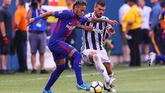 Ювентус - Барселона 1:2