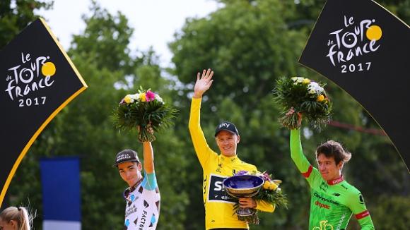 Официално: Крис Фруум с четвърти успех на Тура