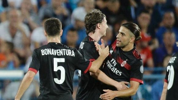 Възроденият Милан се завърна с победа в Европа