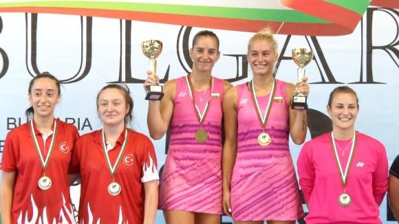 Сестри Стоеви отвяха конкуренцията в София