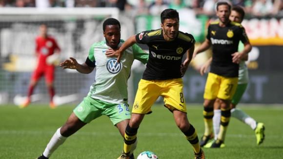 Волфсбург - Борусия (Дортмунд) 0:3