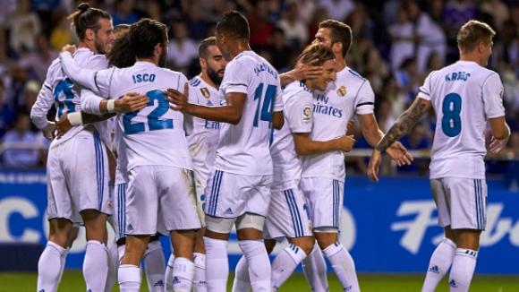 Депортиво Ла Коруня - Реал Мадрид 0:3