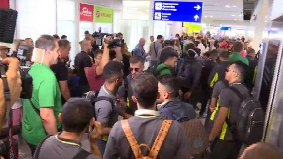 Лудогорец замина за Литва