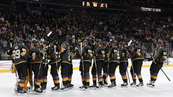 Лас Вегас с четвърта победа през сезона