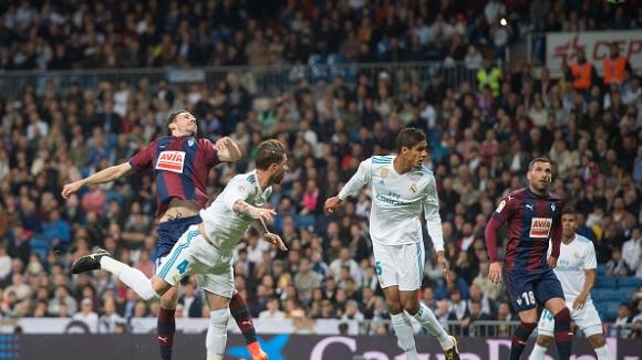 Реал Мадрид - Ейбар 3:0