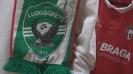 Шалове за мача на Лудогорец по 8 евро в Португалия