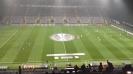 Празен стадион за мача Спортинг - Лудогорец