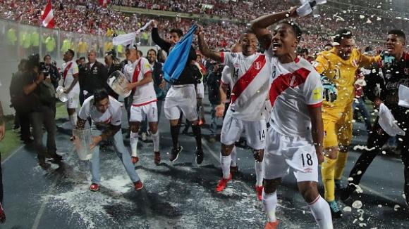Перу стана последният отбор, който се класира за световното в Русия