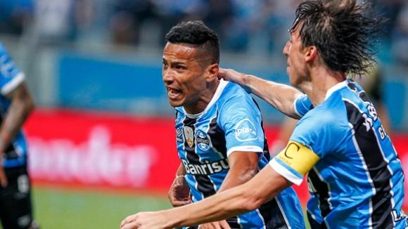 Гремио взе минимален аванс във финала за Копа Либертадорес