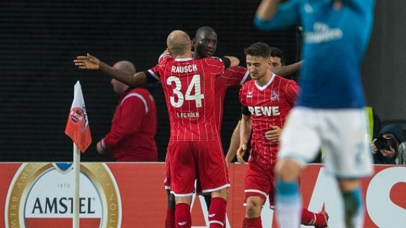 Кьолн - Арсенал 1:0